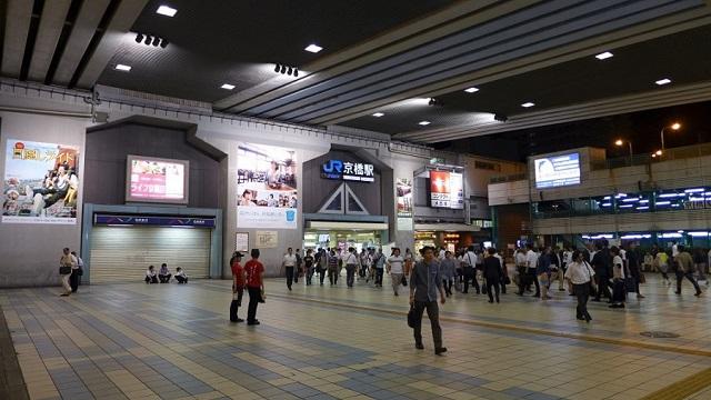 京橋の地域性
