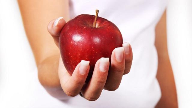 リンゴのひとかじりとは? 1個だけのリンゴ
