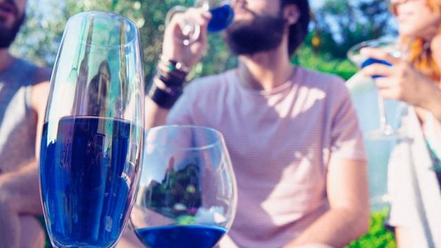 青いワインGik(ジック)の味は?