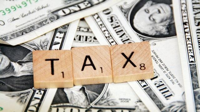 TAX消費税サービス料の事
