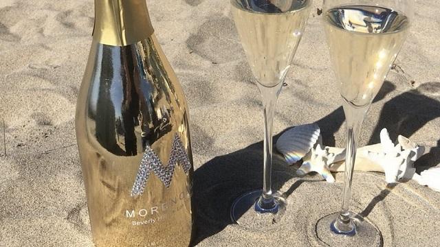 キャバ嬢さんにオススメのスパークリングワイン モレノ