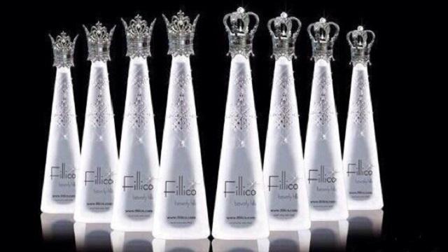 キャバ嬢さんに人気のフィリコはボトルの種類や装飾品が豊富
