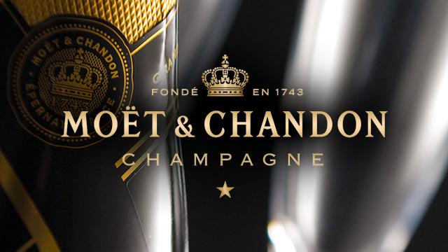 キャバクラで定番のシャンパン!モエ・エ・シャンドンについて