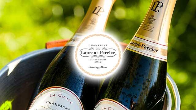 王室御用達のシャンパン!ローランペリエについて